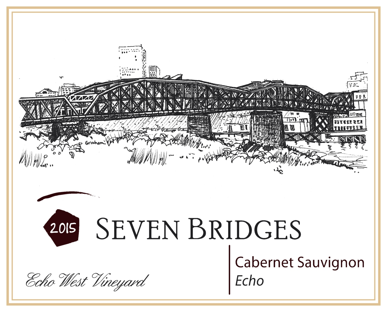 Product Image for 2016 Echo Cabernet Sauvignon