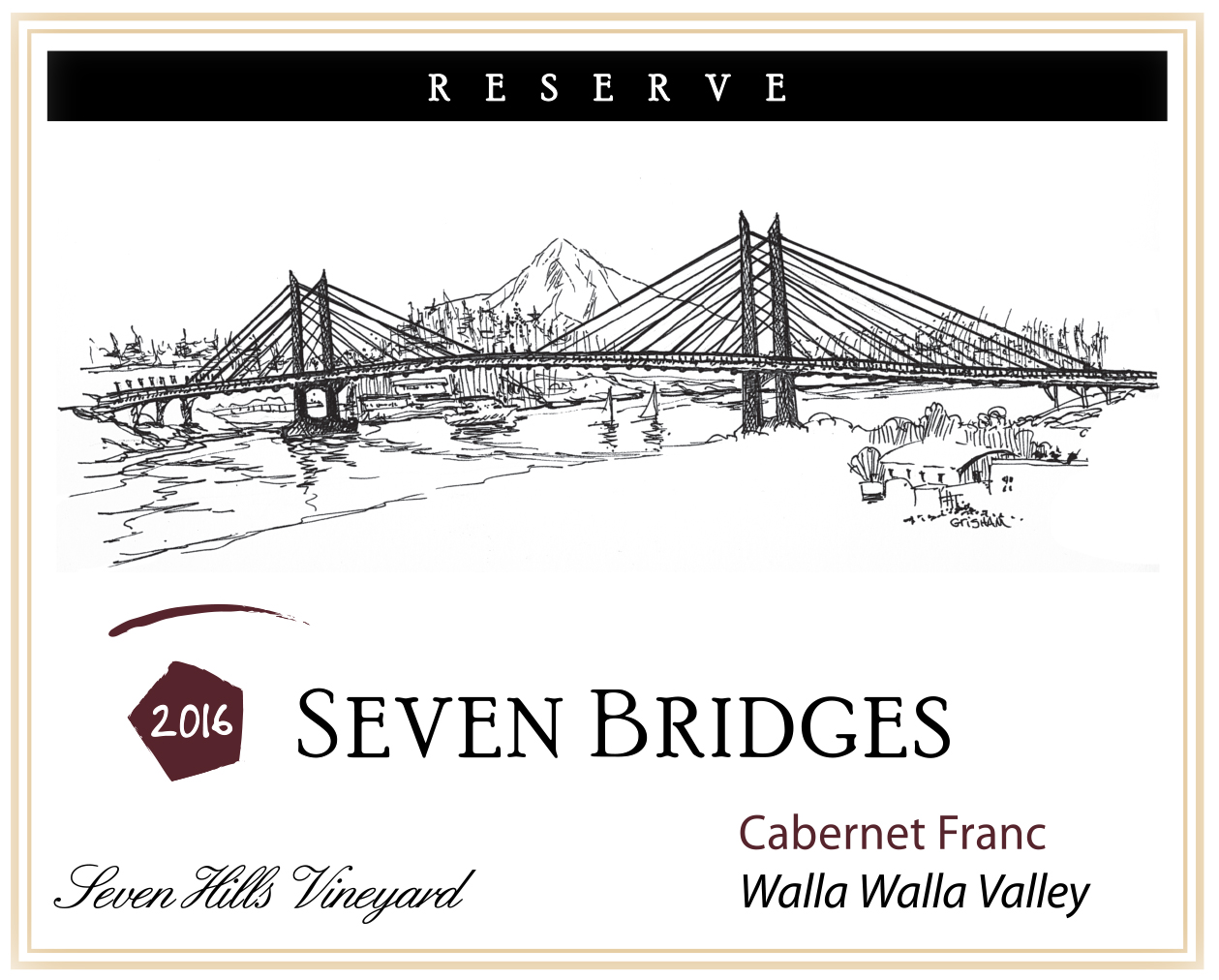 Product Image for 2016 Cabernet Franc Reserve